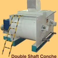 Double Shaft Mixer And Conche Mixer