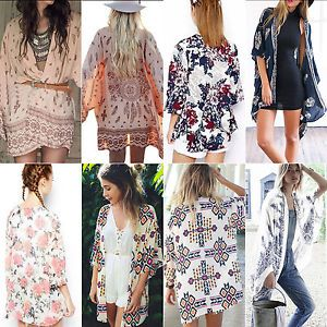 Ladies Kimono Dress