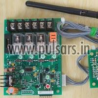 GSM Based Controller