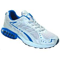 Sports Shoes -9053 White / Blue, White / Org