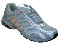 Sports Shoes-9081 Gray / Org Gray / Yellow