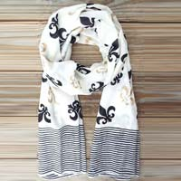 Block Printed Scarves