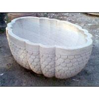 Marble Bird Bath (03)