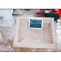 Marble Bird Bath (05)