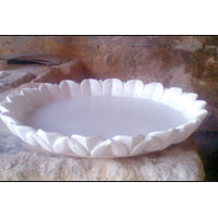 Marble Bird Bath (08)