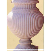 Marble Flower Pot (05)