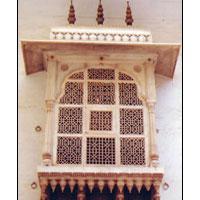 Marble Jharokha (06)