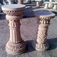 Marble Pedestal (01)
