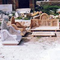Marble Sofa Set (02)