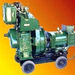 Diesel Generator Set Exporter