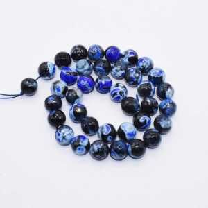 AKP-075 10 MM Agate Bead