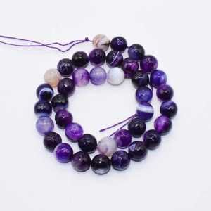 AKP-086 10 MM Agate Bead