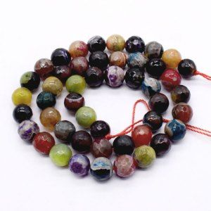 AKP-102 8 MM Agate Bead