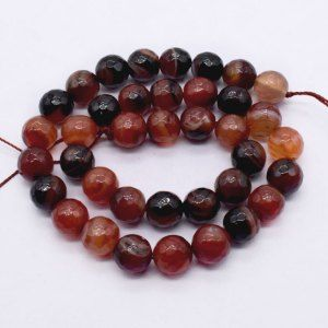 AKP-129 10 MM Agate Bead