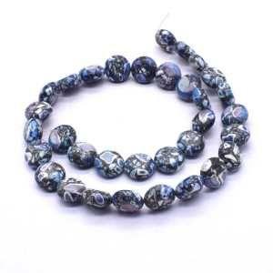 FIRC-200 Howlite Gemstone Bead