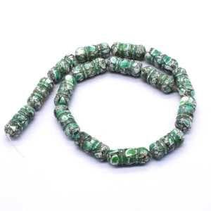 FIRC-218 Howlite Gemstone Bead