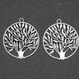 German Silver Pendants