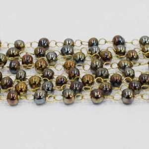 GSC-218 Glass Beads Chain
