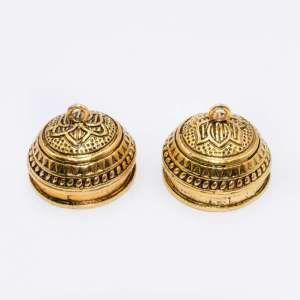 JBGS-106 Gold Metal Charm