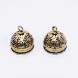 JBGS-111 Gold Metal Charm