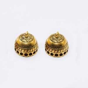 JBGS-118 Gold Metal Charm