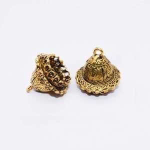 JBGS-127 Gold Metal Charm