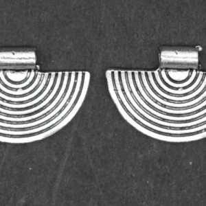 PPS-166 German Silver Pendant