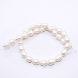 PULZ-029 White Shell Pearl Bead