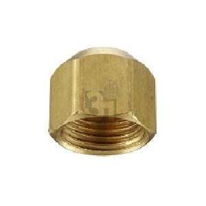 Brass Compression Caps fittings