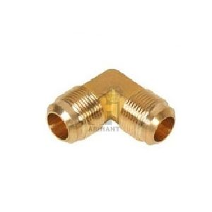 Brass Flare 90 Degree Fitting