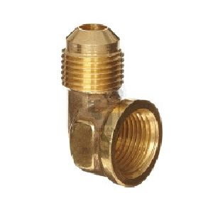 Brass Flare to Fips Fitting