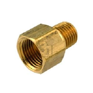 FPT to MPT Brass Adapter