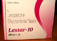 Lestar 10 Tablets, Anti Allergic Drugs