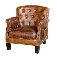 Vintage Leather Chairs