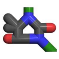 1, 3-Dibromo-5, 5-Dimethyl Hydantoin