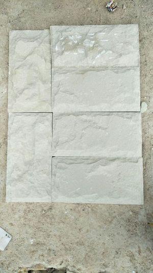 White Mint Shot Blasted Sandstone
