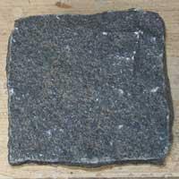 Black Granite Set Dry