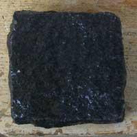 Black Granite Set Wet