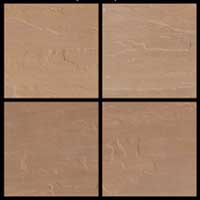 Autumn Brown Paving Sandstone