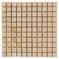 Golden Rod Mosaic Tiles