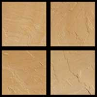 L-Yellow Paving Sandstone