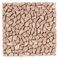 Light Brown Mosaic Tiles