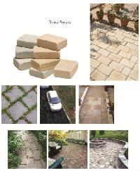 Stone Pavers 01