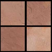 Terra Red Color Slate