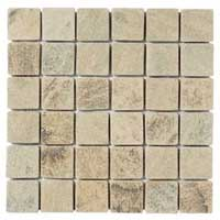 Wheat Mosaic Tiles
