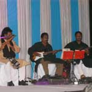 Musical Show Organizer