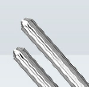 galvanized rods
