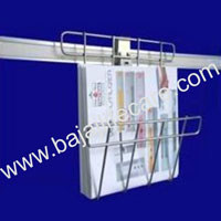 Stainless Steel Notes Holder Plus Clamp