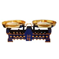 Jaliwala Double Dish Counter Scale