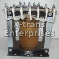 Three Phase to Single phase Transformer 03
